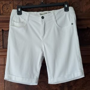 Imperial Star White Shorts 14